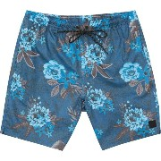 ビラボン Billabong メンズ 水着 ボトムのみ【All Day Layback Print Elastic Board Short】Indigo