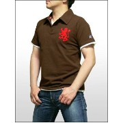 BB LONDON(ビービーロンドン) S/S Polo @ROOTS[BB280] ポロシャツ/半袖 【smtb-KD】【RCP】