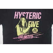 HYSTERIC GLAMOURヒステリックグラマー UNLIMITED pt T-SH Tシャツ