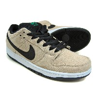 【SALE】NIKE DUNK LOW PREMIUM SB/420 Hemp Pack/206[bamboo×black-white]/ナイキSB