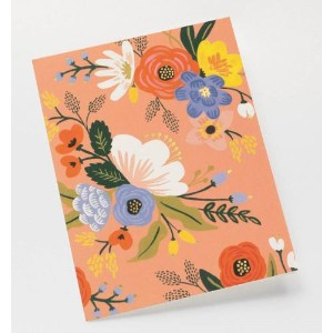 RIFLE PAPER CO. | LIVELY FLORAL PINK | グリーティングカード