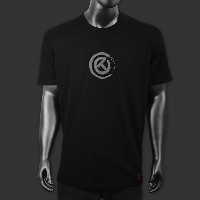 スコッティーキャメロン Tシャツ「Zen Circle T - Black」Scotty Cameron T-Shirt