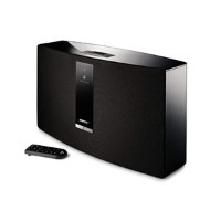 SOUNDTOUCH30 3BLK【税込】 ボーズ Wi-Fi/Bluetooth対応ワイヤレススピーカー(ブラック) BOSE SoundTouch 30 Series III wireless...