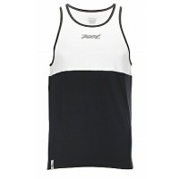 ZOOT M CHILL OUT SINGLET WHITE/BLACK