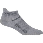 アイスブレーカー Icebreaker メンズ インナー ソックス【Multisport Ultralight Micro Sock】Twister Heather/Monsoon