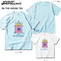 PUNK DRUNKERS(パンクドランカーズ)/IN THE HOUSE.TEE