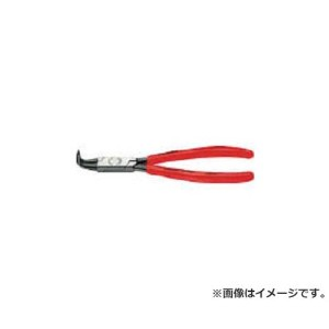KNIPEX 4621-A41 軸用スナップリングプライヤー 曲 4621A41 [4621-A41][r20][s9-900]