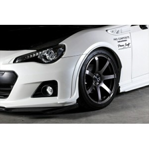 86 ZN6 FENDER TRIM KIT (GFRP製)