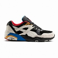 プーマ R698 FLAG メンズ Puma Black-Whisper White