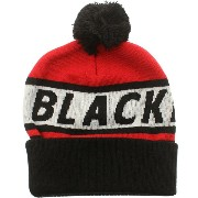 アメリカンニードル American Needle 帽子 ニット【American Needle Chicago Blackhawks Voice Call Knit Beanie 】