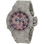 インビクタ 時計 インヴィクタ メンズ 腕時計 Invicta Men's 0961BBB Subaqua Noma III Chronograph All Shot-Blast Stainless...