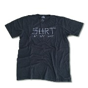 RHC Ron Herman (ロンハーマン): SURT SCARY SURT by David Hanson (Black) Tシャツ