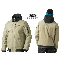 2016■OAKLEY SISTERS INSULATED JACKET■オークリー■NEW KHAKI■