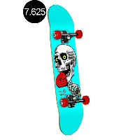 【POWELL PERALTA パウエル・ペラルタ】7.625in x 31.625in LOLLY POP BLUE COMPLETE ASSEMBLYコンプリートデッキ(完成組立品...