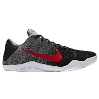 "Nike Kobe XI 11 Elite Low ""Tinker Muse"" メンズ Cool Grey/University Red/Black ナイキ コービー11 Kobe Bryant..."