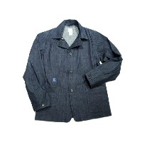 【期間限定20%OFF!】POST OVERALLS(ポストオーバーオールズ)/#2130 OK43 JAPAN 10oz DENIM JACKET/indigo