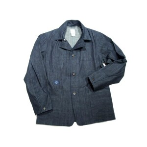 POST OVERALLS(ポストオーバーオールズ)/#2130 OK43 JAPAN 10oz DENIM JACKET/indigo