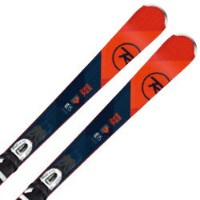 ROSSIGNOL〔ロシニョール スキー板〕<2017>EXPERIENCE 75 CA〔エクスペリエンス75〕+ XPRESS 10 B83 BLACK RED【金具付き・取付料送料無料】〔z〕