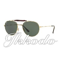 30%OFF!!Ray・Ban☆レイバン☆正規取扱☆サングラス☆RB3540-001☆2年保証付☆送料無料!!