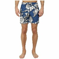 [cpa][c:0][b:7][s:1.66]テッドベーカー メンズ 水着 水着 Jeffpa Oversized Floral Formal Shorts Blue