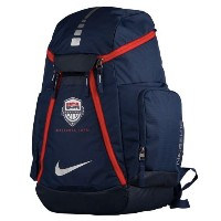 Nike Hoops Elite Max Air USA Backpackメンズ Midnight Navy/Matte Silver バックパック ナイキ リュックサック
