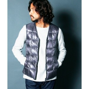 【Magine(マージン)】1634-37-NYLON INNER DOWN ZIP UP VEST ベスト