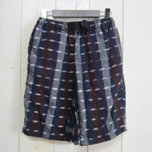 time will tell works タイムウィルテルワークス [webbing short][navy]