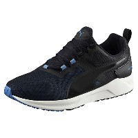 プーマ イグナイト XT V2 メンズ Puma Black-Puma White-Blue Yonder