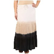 BECCA by Rebecca Virtue Plus Size Becca ETC Dusk to Dawn Skirt Cover-Up