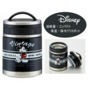 pos.310942 LJFMC5 超軽量・コンパクト 保温・保冷デリカポット Mickey Mouse【RCP】
