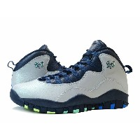 NIKE AIR JORDAN 10 RETRO 【RIO】 ナイキ エア ジョーダン 10 レトロ WOLF GREY/PHOTO BLUE/OBSIDIAN/GREEN