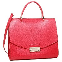 フルラ バッグ FURLA 815300 BGT2 B30 JULIA M TOP HANDLE 2WAYバッグ 2WAYバッグ RUBY