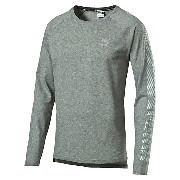 プーマ EVO CORE LS メンズ Medium Gray Heather