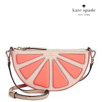 ケイトスペード pxru6806 Kate Spade ショルダーバッグFLIGHTS OF FANCY GRAPEFRUIT CROSSBODY (coral sunset multi)...