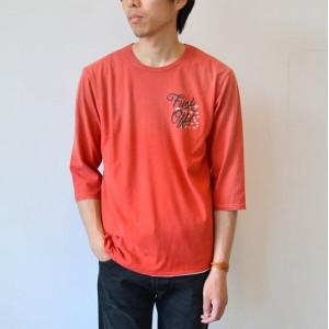 WHITE LINE(ホワイトライン)/vintage T-shirts(WOLVES KILL SHEEP) -RED-