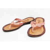 """GOSH (ゴッシュ)""""Lydia"""" LEATHER SANDAL(COLOR : PINK)【05P03Sep16】【RCP】"""