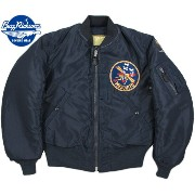 BUZZ RICKSON'S/バズリクソンズ Jacket, Flying, Intermediate Type B-15C A.F.Blue(MOD.) B.RICKSON & SONS INC....