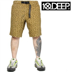 【SALE 20%OFF】10DEEP 10ディープ ショーツ SUPERTOUCH SHORTS 62TD4201