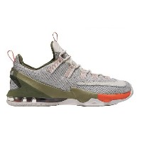 "Nike LeBron XIII 13 Low ""Neutral Olive""メンズ Phantom/Natural Olive/Turf Orange ナイキ バッシュ レブロン・ジェームス..."