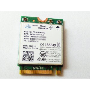 Intel Tri-Band Wireless-AC 18260 18260NGW M.2 802.11ABGN +AD+AC 867 Mbps+ Bluetooth 4.2/インテル 2.4G 5...