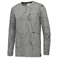 プーマ PUMA X STAMPD LONGSLEEVE メンズ Medium Gray Heather
