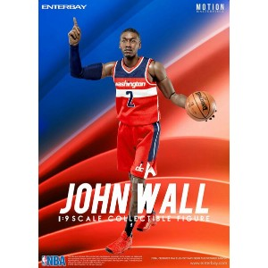 ENTERBAY 1/9 MOTION MASTERPIECE COLLECTIBLE NBA COLLECTIOIN John Wall(エンターベイ 1/9 モーション マスターピース...