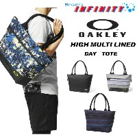 【30%OFF】【返品・交換不可】OAKLEY(オークリー)!トートバッグ 『HIGH MULTI LINED DAY TOTE』 <92942JP> 【バッグ】...