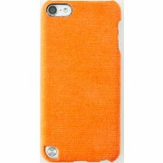 TR-FCTC14-ORC【税込】 トリニティ iPod touch(5th)ファブリックケース (Orange) Simplism Fabric Case for iPod touch (5th) [TRFCTC14ORC...