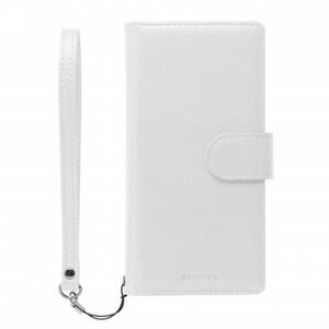LP-SO04GLBAWH【税込】 MS Products Xperia A4 SO-04G用 PUレザーケース「BOOK A(エース)」 ホワイト LEPLUS(ルプラス) [LPSO04GLBAW...