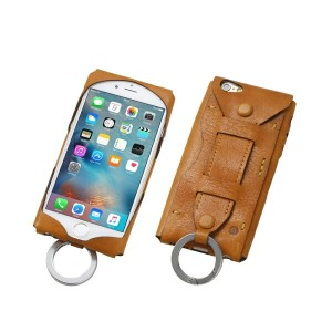DCS-IP6SJG-YE【税込】 ディーフ iPhone 6/6s用 ベースボールグローブレザーケース(イエロー) Baseball Gloves Leather Case for iPhone...