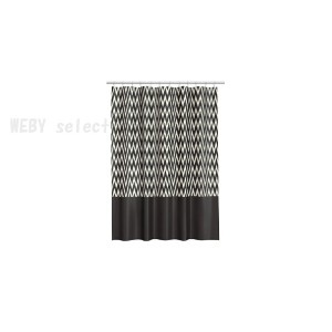 【H&M HOME】 シャワーカーテン  Patterned Shower Curtain