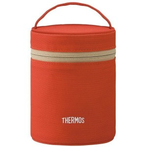 THERMOS REB-002R レッド [フードコンテナーポーチ]