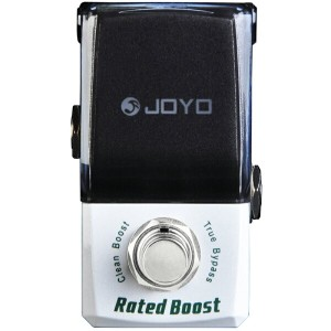 JF-301【税込】 JOYO Rated Boost JOYO IRON MAN SERIES [JF301RATEDBOOST]【返品種別A】【送料無料】【RCP】