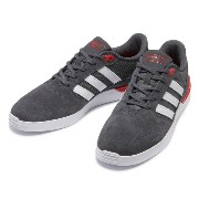 【ADIDAS】 アディダススケートボーディング ZX VULC ZX ヴァルカ B27436 16FA GRY/GRY/SCARLET
